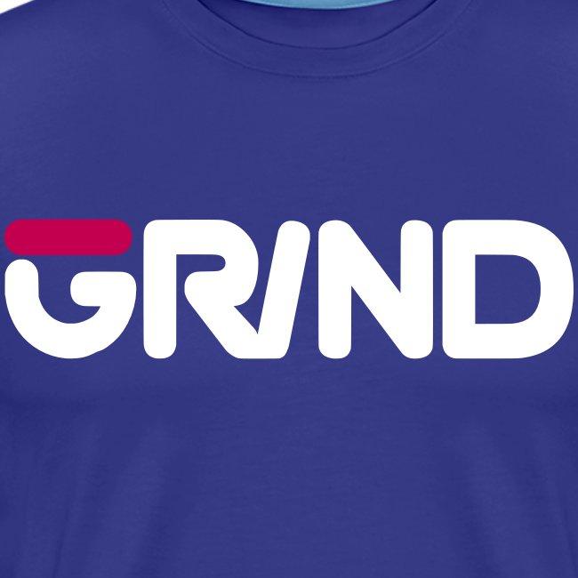 53a1b21d4503 GrindGeneration Clothing   GRIND FILA INSPIRED WHITEMAGENTA MENS T ...