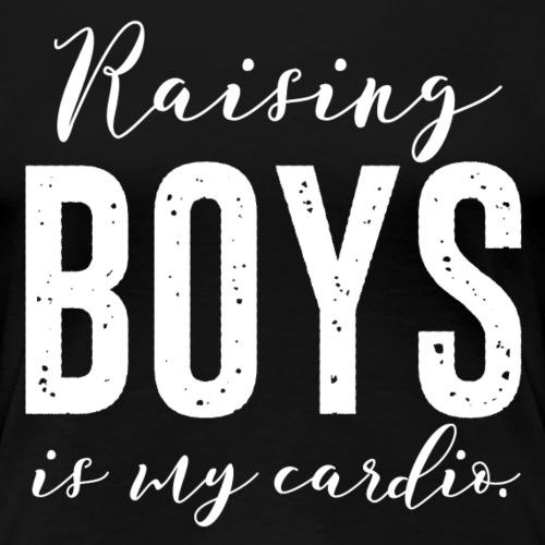 Raising Boys White