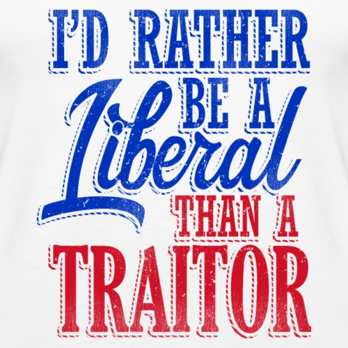 Rather Be A Liberal