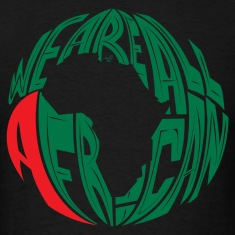 WE ARE ALL AFRICAN by Tai's Tees