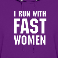 Design ~ Hoodie / Women / light text