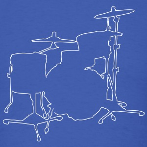 Drums! - Men's T-Shirt