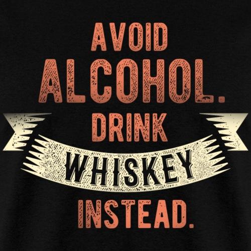 Drink whiskey t-shirt