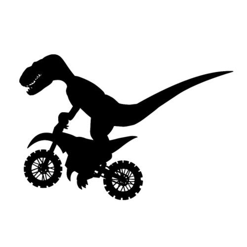 Dirt Bike Raptor Shadow