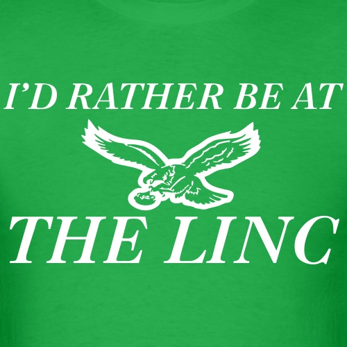 I'd Rather Be At the LINC
