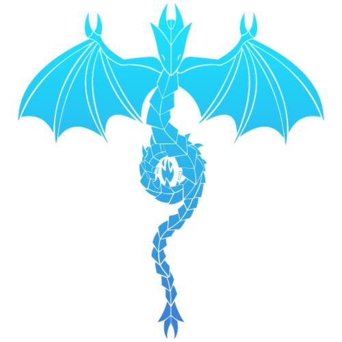 Serpant Dragon Blue