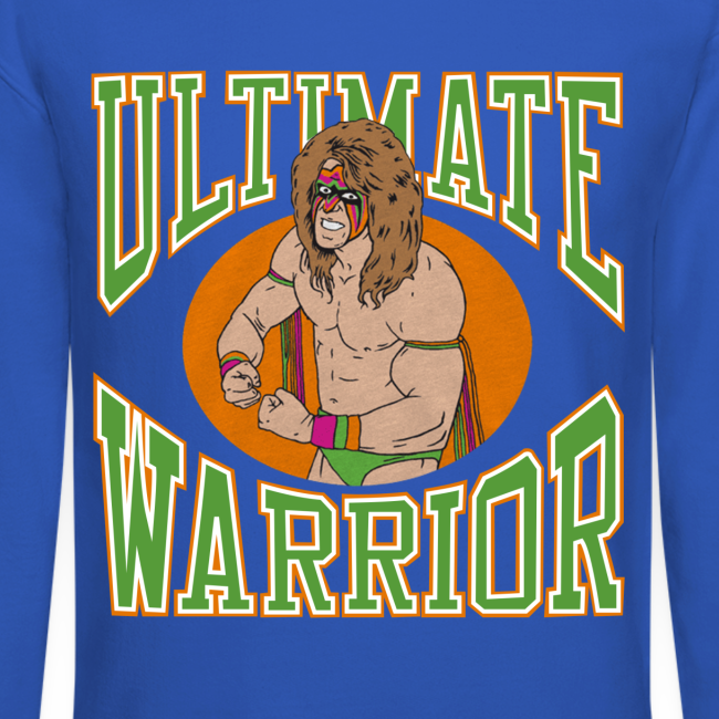 Ultimate Warrior Vintage Sweatshirt