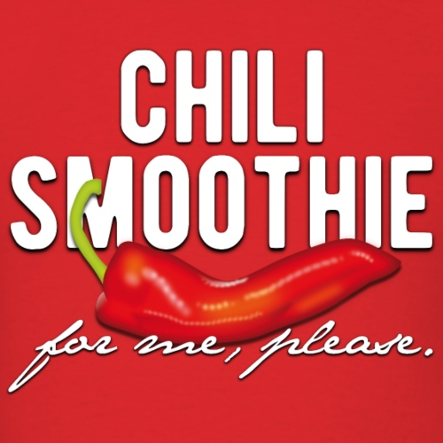 Chili T-Shirt Chili  Smoothie