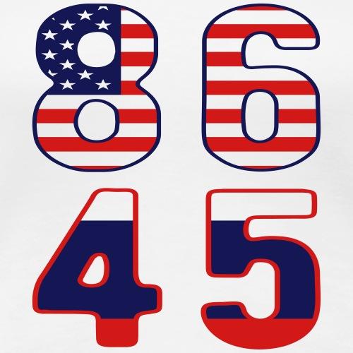Patriotic 86 45