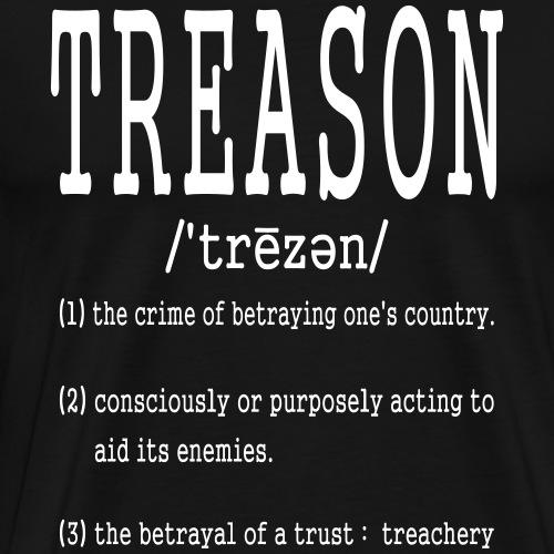 treason definition shirts