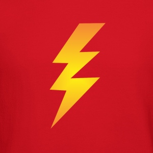 Lightning Bolt Long Sleeve Shirts - Crewneck Sweatshirt