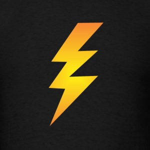 Lightning Bolt T-Shirts - Men's T-Shirt