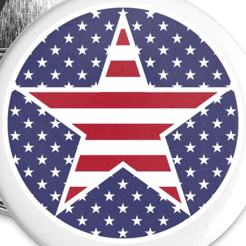 Original USA patriotic Pentacle Symbol
