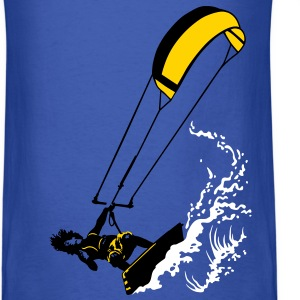 Kitesurf and wave flex T-Shirts - Men's T-Shirt