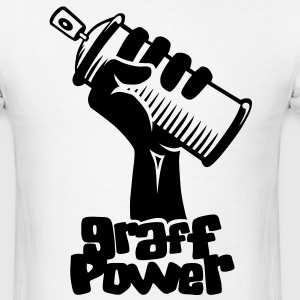 Graff power flex T-Shirts - Men's T-Shirt