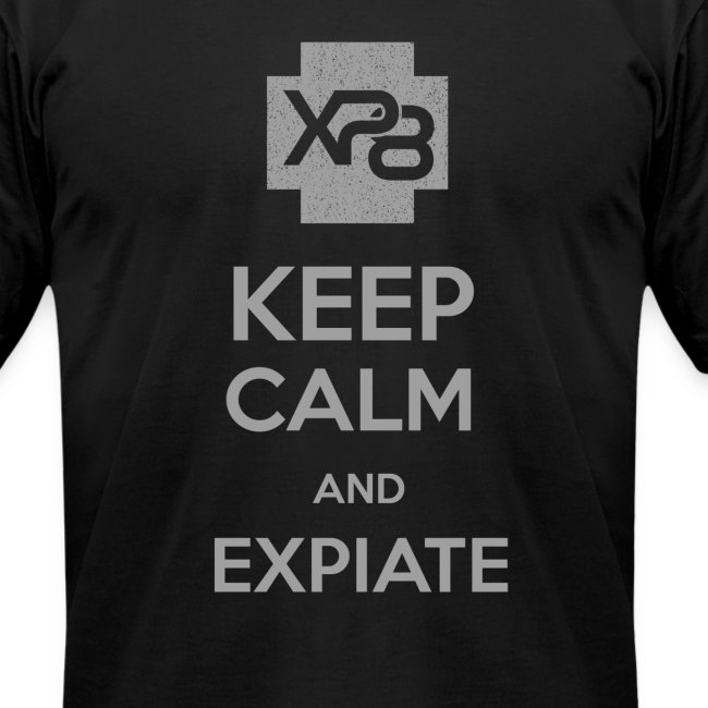 Keep Calm & XP8