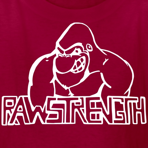 Raw Strength Logo