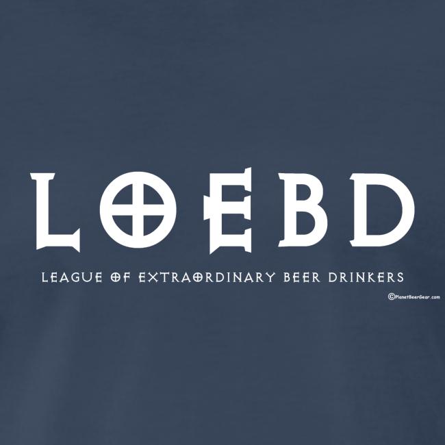 LOEBD Men's Premium T-Shirt