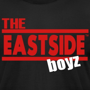 The EAST SIDE boyz T-Shirts - Men's T-Shirt by American Apparel