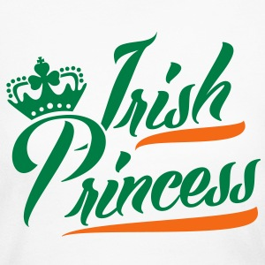 Irish Princess Long Sleeve Shirts - Women's Long Sleeve Jersey T-Shirt