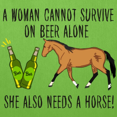 Beer and a Horse