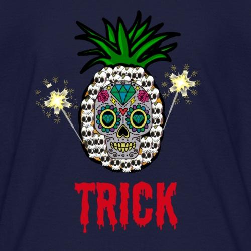 Skulls & Pineapple with Little Skulls & Sparkles