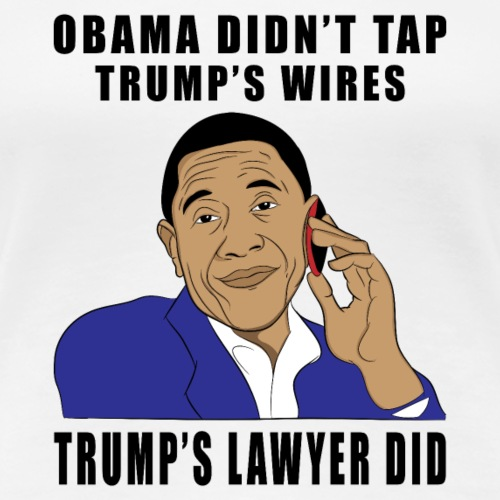 Obama Didnt Tap Trump