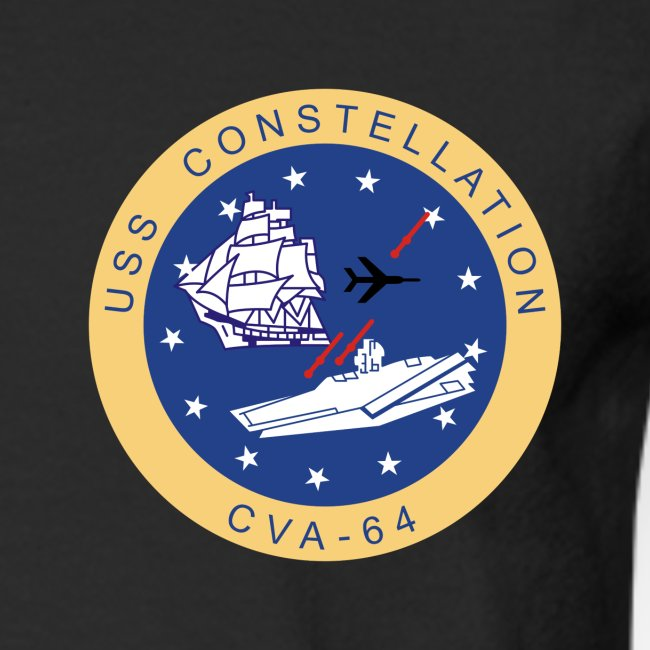 USS CONSTELLATION CV-64 WESTPAC/I.O. CRUISE 1978-79 CRUISE SHIRT - LONG SLEEVE