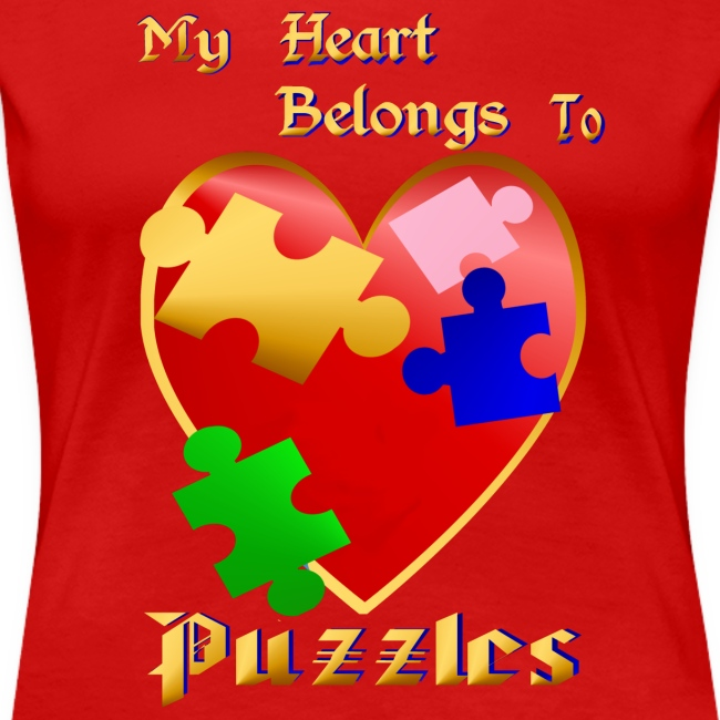 My Heart Belongs To Puzzles