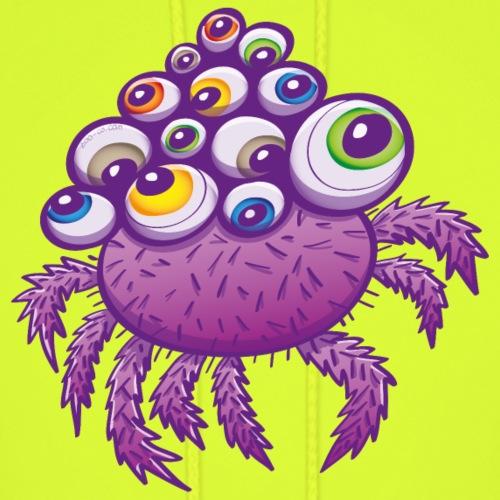 Monstrous multi-eyed spider