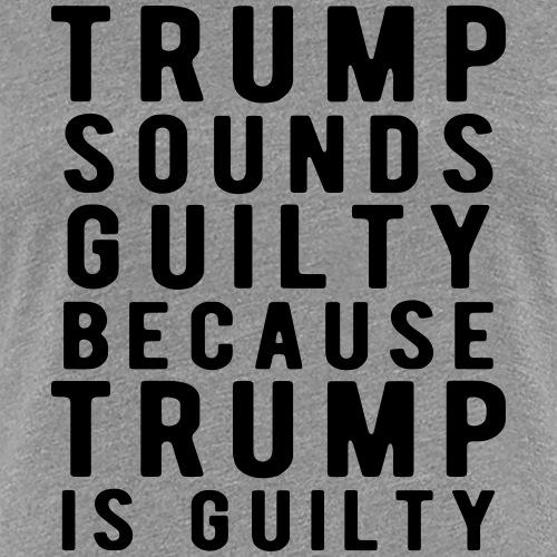 Trump is Guilty