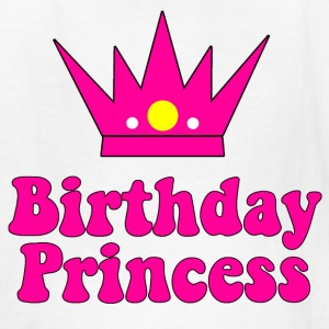 birthday princess - Kids' T-Shirt