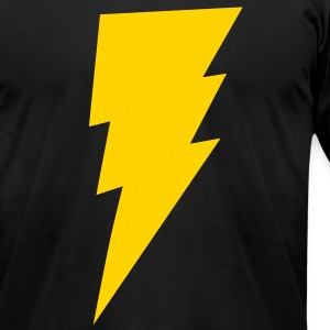 shazaam T-Shirts - Men's T-Shirt by American Apparel