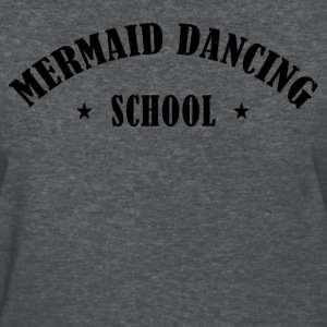 mermaid dancing school - Women's T-Shirt