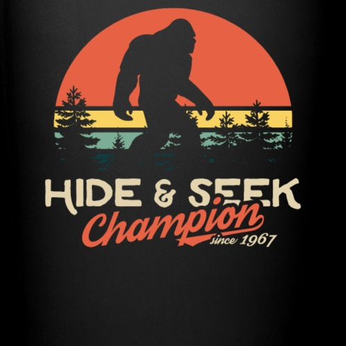 Xeire Hide and Seek Champion since 1967 Bigfoot