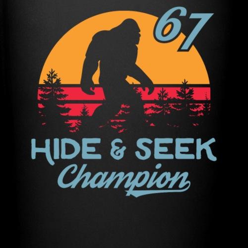 Xeire Bigfoot Hide n Seek Champion '67