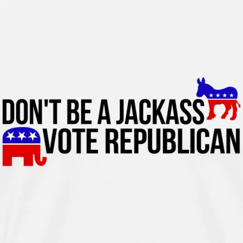 DONT BE A JACKASS