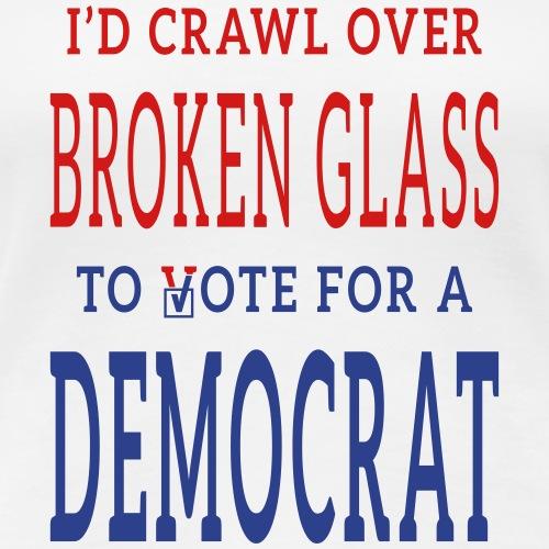 Must Vote Democrat