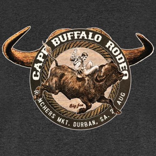 Vintage Cape Buffalo Rode