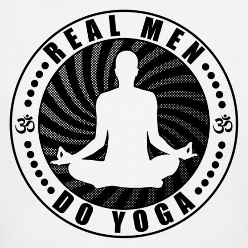 Real Men Do Yoga T-Shirt