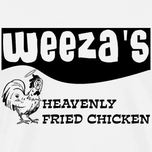 WEEZA'S HEAVENLY FRIED CHICKEN