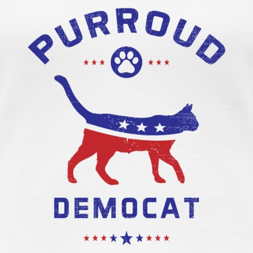 Vintage Purroud Democat