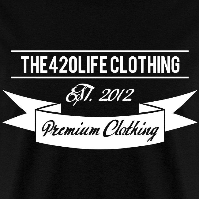 """The420Life Est 2012"" T-Shirt Men"