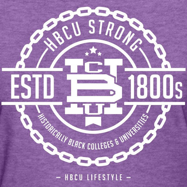 HBCU Strong - Established in the 1800s