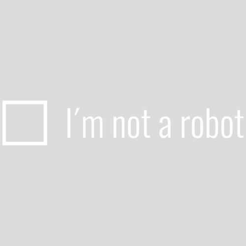 i m not a robot