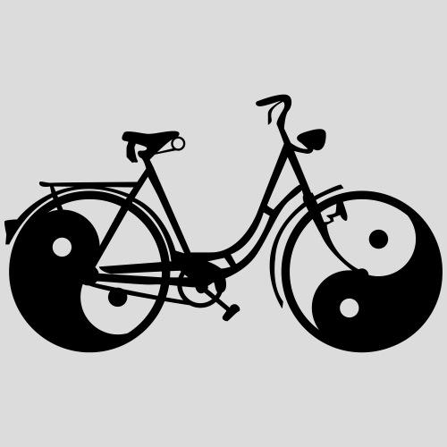 Yin Yang Bike