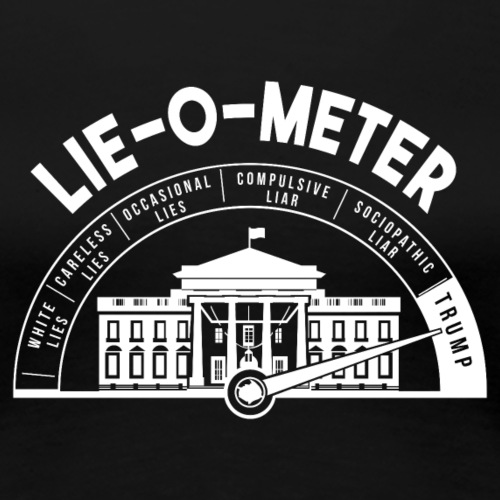 Trump Lie O Meter