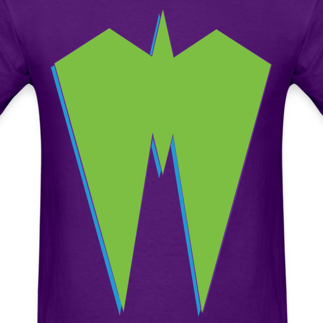 Ultimate Warrior 96 Logo Shirt