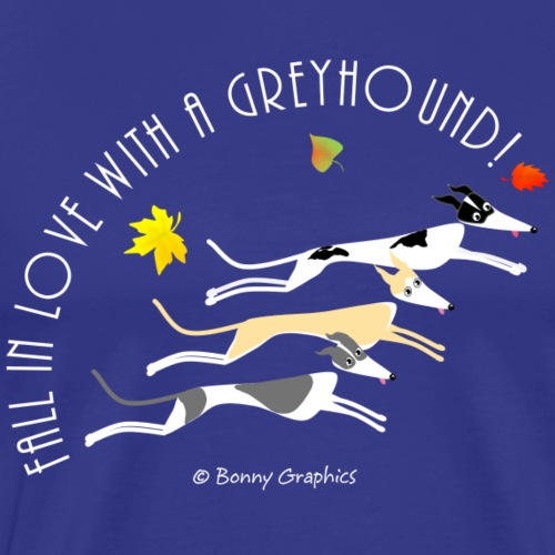 Fall in love with a greyhound