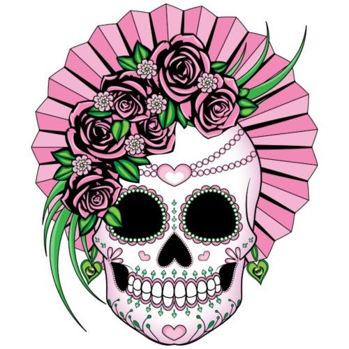Lady Sugar Skull